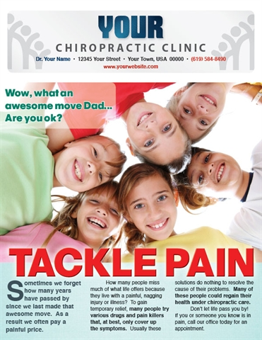 Tackle Pain