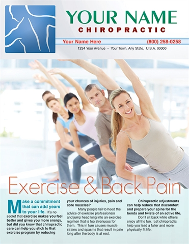 Exercise & Back Pain