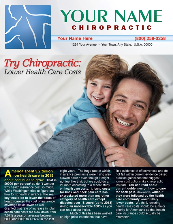 Try Chiropractic