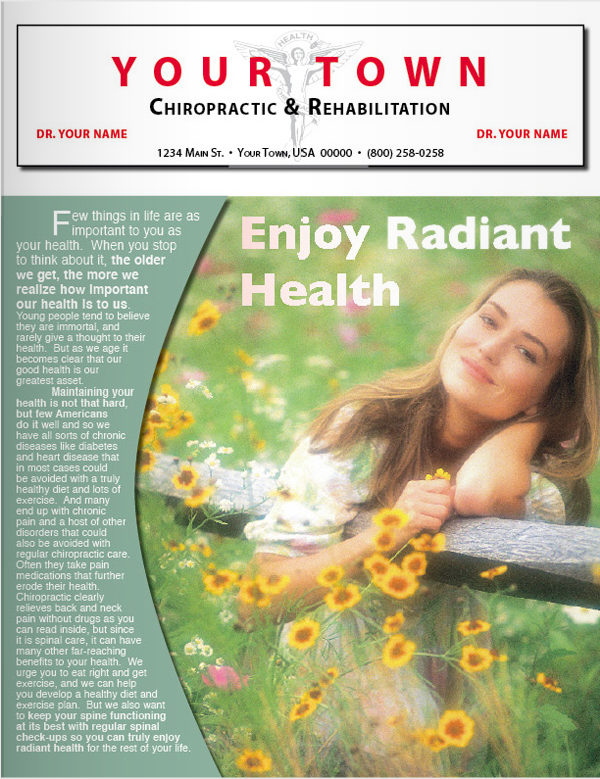 Enjoy Radiant Health