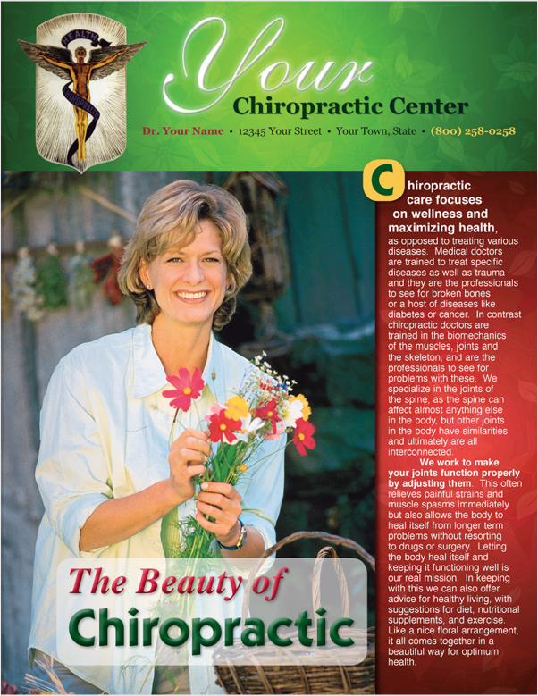 Beauty of Chiropractic