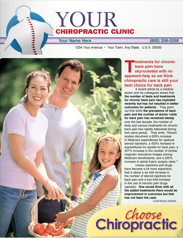 Choose Chiropractic
