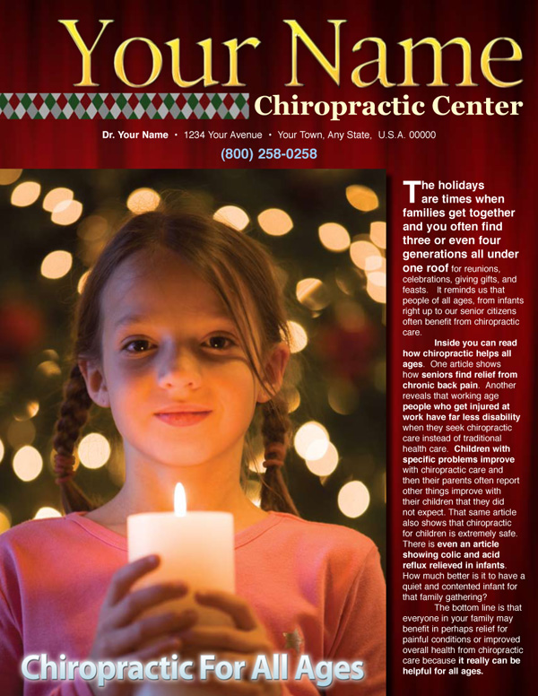 Chiropractic for All Ages