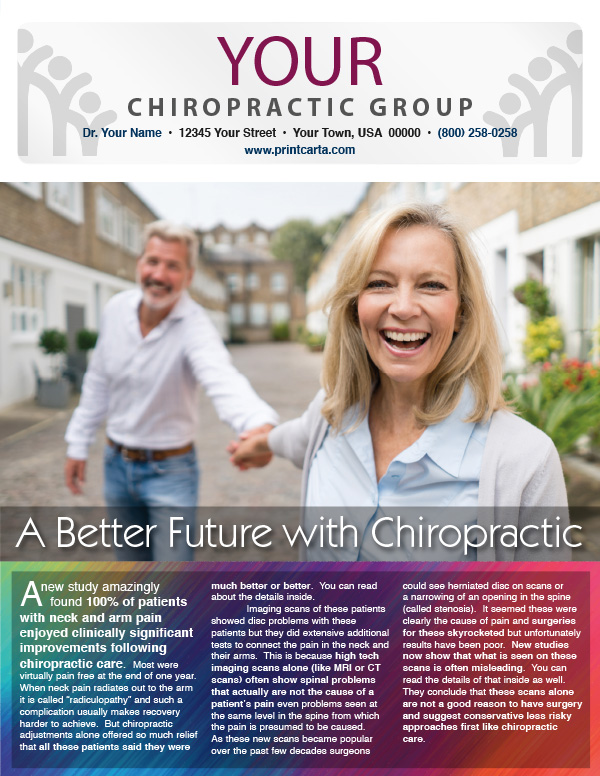 A Better Future with Chiropractic