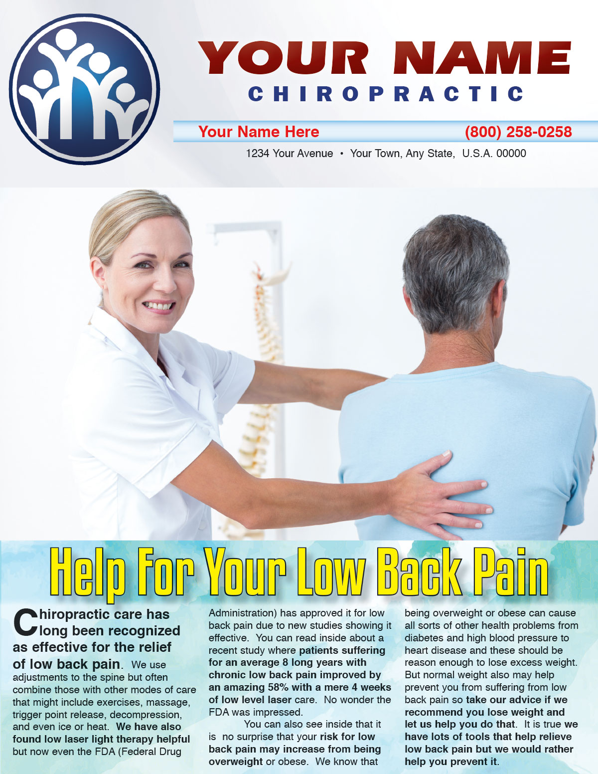 Help For Your Low Back Pain
