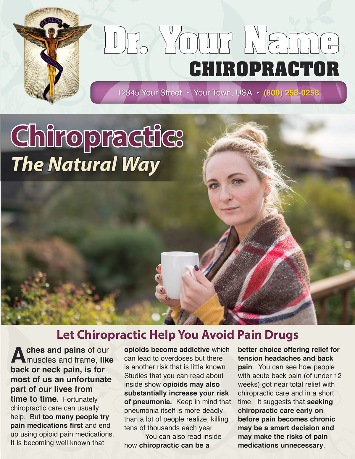 Chiropractic: The Natural Way