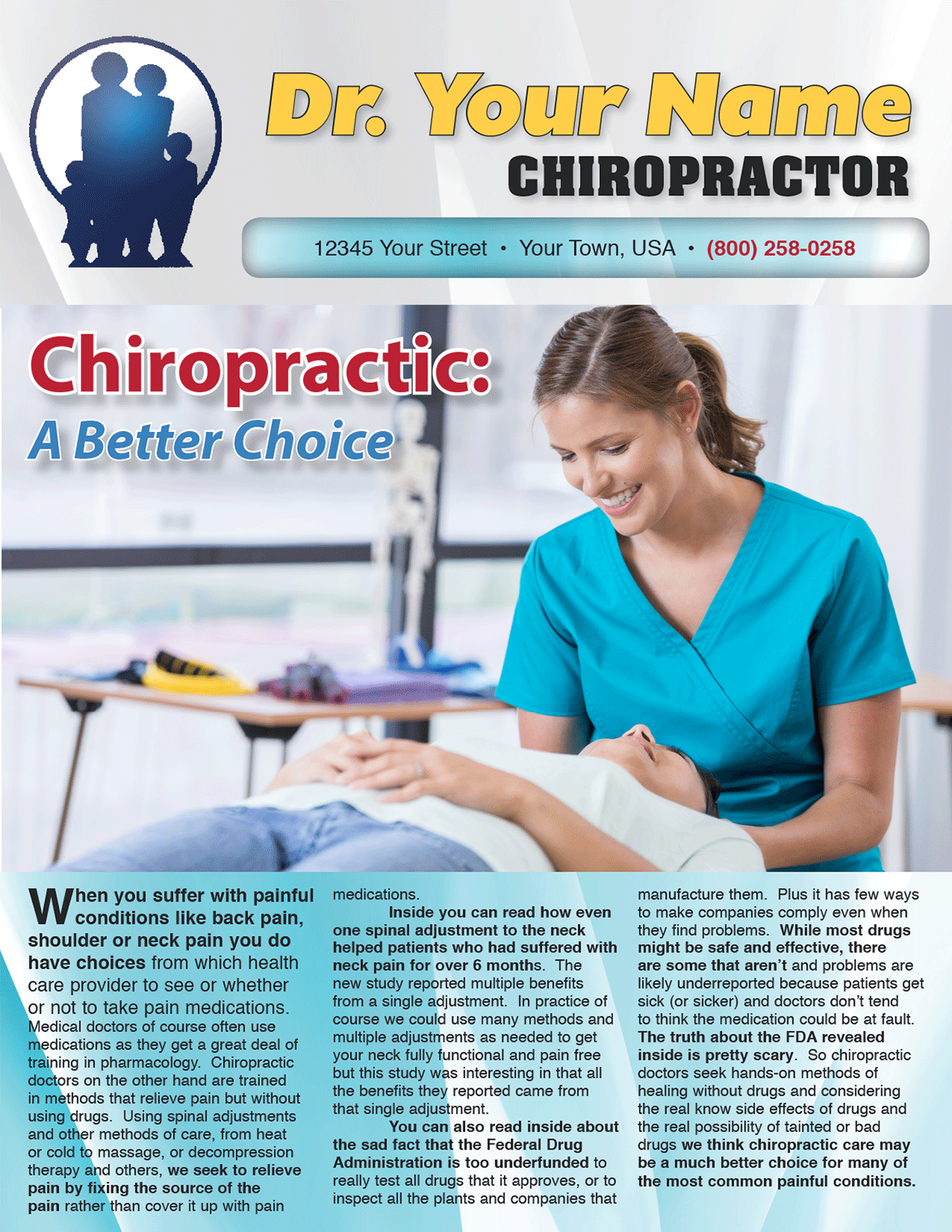 Chiropractic: A Better Choice